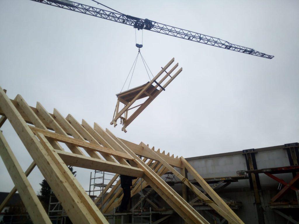 Zimmerei Dacheindeckung